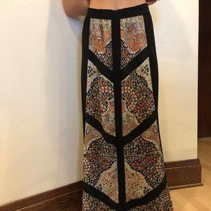 BCBG Moroccan Print Safina Skirt